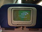 Song (airline) - Wikipedia, the free encyclopedia