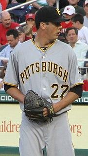 Jeff Karstens American baseball player