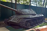 IS-3 in Museum of technique 2016-08-16.JPG