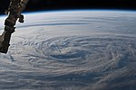 ISS-55 Stormy clouds over the north Pacific Ocean.jpg
