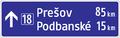 IS 18a - Smerová tabuľa s dvoma cieľmi.png