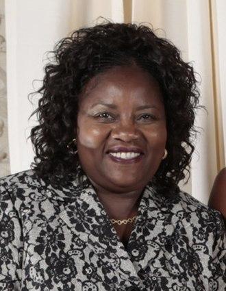 Ida Odinga - Image: Ida Odinga 2009
