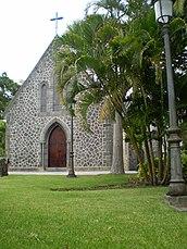 Iglesia de San Jorge.