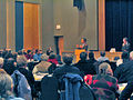 Ignatieff speaking assembly hall.jpg