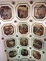 Igreja Matriz de São José de Ribamar - Aquiraz, CE - painéis do teto.JPG