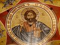Iisus Hristos Pantocrator-imagini din biserica.JPG