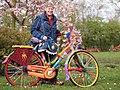 Ik en mijn Brei Art bike Boelenslaan.JPG