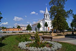 Ilūkste, Ilūkstes pilsēta, Latvia - panoramio (2).jpg