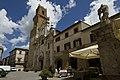 Il Duomo, Pitigliano, Grosseto, Tuscany, Italy - panoramio.jpg