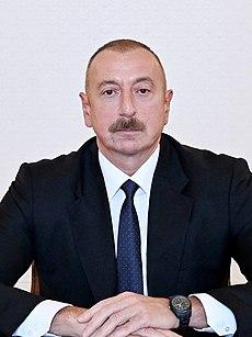 Ilham Aliyev werd geïnterviewd door Euronews TV (bijgesneden) (bijgesneden) .jpg