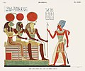 Illustration from Monuments de l'Egypte de la Nubie by Jean-François Champollion, digitally enhanced by rawpixel-com 24.jpg