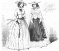 Illustrirte Zeitung (1843) 04 016 1 Hüte à la Capeline.PNG