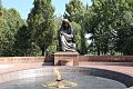 Independence square in Tashkent, Motherland figure.jpg