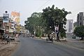 Indian National Highway 34 - Sarama Cinema Area - Barasat - North 24 Parganas 2013-03-23 6905.JPG