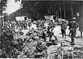 Indian troops on the way to relieve French and American units 1918.jpg