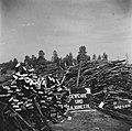 Inleveren van wapens door de Duitsers Grote hoeveelheden Duitse mausergeweren w, Bestanddeelnr 900-3047.jpg