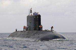 Sindhughosh-class submarine