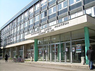 Louis Pasteur University - Physics is taught at the Le Bel Institute