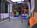 Intérieur Train Francilien Gare Haussmann St Lazare Paris 7.jpg