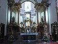 Interior del Templo de la Virgen del Pueblito - panoramio.jpg