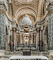 Interior of Chiesa dei Gesuiti (Venice) - High altar.jpg