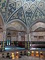 Interior of Soltan Amr Ahmad Bathhouse - Kashan - Central Iran - 02 (7453866122) (2).jpg