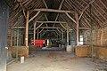 Interior of old Barn at Firgo Farm - geograph.org.uk - 344236.jpg