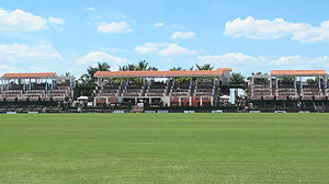 International Polo Club Palm Beach Logo Main Stadium