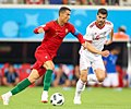Iran and Portugal match at the FIFA World Cup 2018 3.jpg