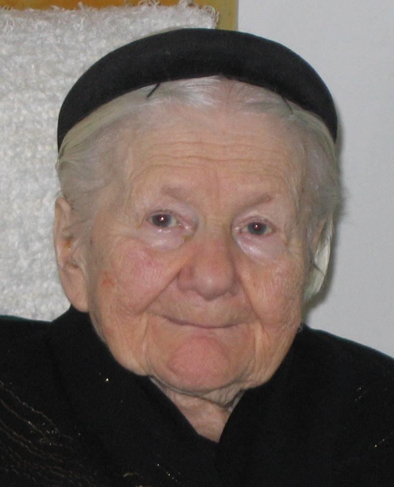Irena Sendlerowa 2005-02-13 zoom