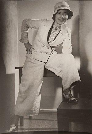 Irja Hagfors - Irja Hagfors in the early 1930s.