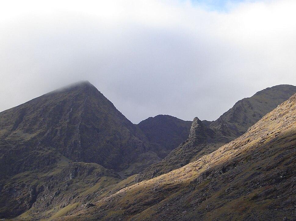 Irl-Carrantuohill summit