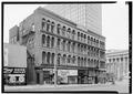 Iron Block, 205 East Wisconsin Avenue, Milwaukee, Milwaukee County, WI HABS WIS,40-MILWA,14-1.tif