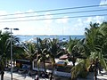Isla Mujeres, taken from the hotel rooftop - panoramio.jpg
