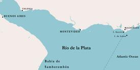 Isla De Lobos Mapa.Isla De Lobos Uruguay Wikipedia La Enciclopedia Libre