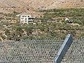 Israel border in Majdal Shams, Golan Heights, 2017 03.jpg