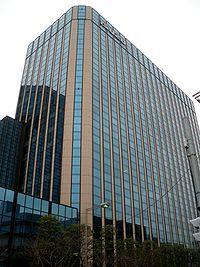 Isuzu motors head office oomori bell port.JPG