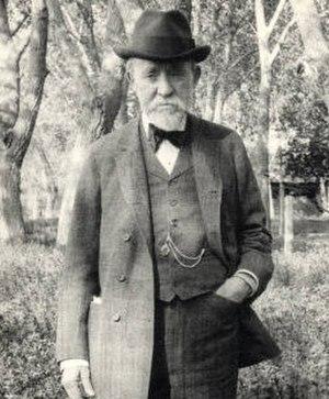 J. J. Hagerman - J. J. Hagerman, late in life