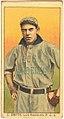 J. Smith, Los Angeles Team, baseball card portrait LCCN2008676995.jpg