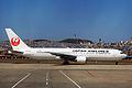 JA613J - Japan Airlines - Boeing 767-346(ER) - DLC (9606610558).jpg
