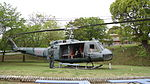JGSDF UH-1H(41682) at Camp Shinodayama April 24, 2016 01.JPG