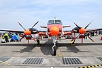 JMSDF TC-90(6835) front view at MCAS Iwakuni May 5, 2019.jpg