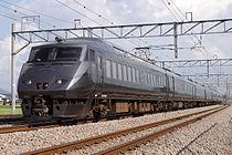 JR Kyushu 787-0-BM5-Kagoshima Main Line-Dazaifu-20090904-154138.jpg