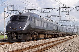 787 series Japanese train type