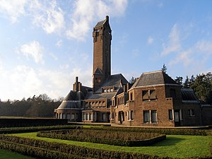 Hoge Veluwe National Park - St. Hubertus Hunting Lodge