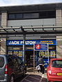 Jack Fulton at the Seacroft Green shopping centre, Seacroft, Leeds (28th March 2015).jpg