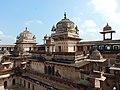 Jahangir Mahal, Orchha, Madhya Pradesh 01.jpg