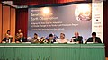 Jairam Ramesh attending the International Symposium on ' Bridging the Data Gap for Adaptation to Climate Change in the Hindu-Kush Himalayan Region' organised by International Centre for Integrated Mountain Development.jpg