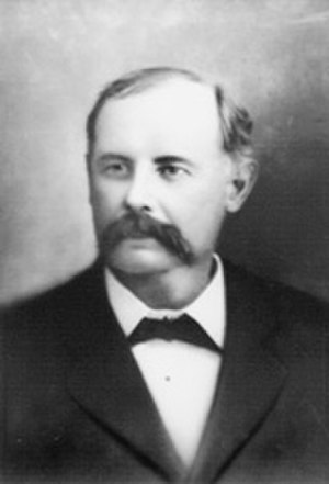 Florida Attorney General - James Westcott III, 1868