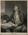James Cook. Line engraving by J. F. Bolt, 1788, after Sir N. Wellcome V0001223.jpg